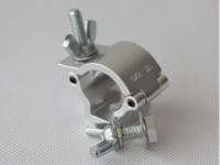 Black/Silver G Clamp for stage lighting