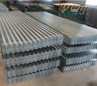 Building Material Prime Cold Rolled Hot Dipped Corrugated Roofing Steel Plate
