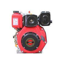 Single Cylinder Air-Cooled 4-Stroke Mini Diesel Engine