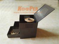 Metal Sandalwood Mosquito Boxtype Coil Diffuser Burner