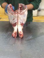 Halal lamb whole leg Grade A