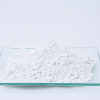 Glass fibre powder