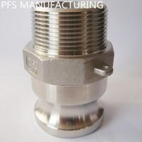 Stainless steel 304/316 Camlock couplings cam and groove quick couping