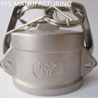 Stainless steel 304/316 Camlock couplings