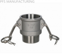 Stainless steel 304/316 Camlock couplings Camlock coupler