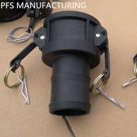 PP Camlock couplings