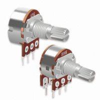 potentiometer for amplifer, car audio,volumn control