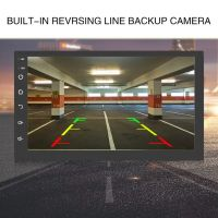7 inch car universal android system, car video player, mirror link, mp5 player