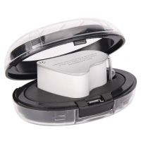30X 60x Double Loop Glass Jewelry Magnifier with LED Light LL117