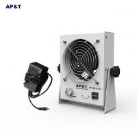 Benchtop Static Eliminator Anti-Static         Ionizing         Air         Blower
