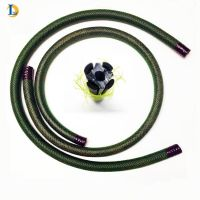 re-injectable hose for grouting