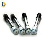 Aluminum Injection Packers, Flat Button Head Injection Packers