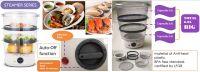 Free sample! Food Steamer (BPA free standard)