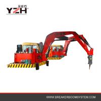 Pedestal Hydraulic Rock Breaker Boom Systems