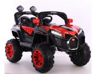 Ride on Car Jeep 12V Electric Truck Kids Battery Powered Remote Control AUX TTF-2018