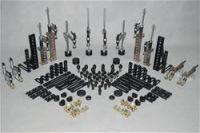 StrongHand TMK530 BuildPro Modular Fixturing Kit, 114 pieces