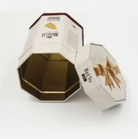 flower-shape chocolate tin box supplier from China