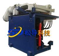 3T induction  iron melting furnace