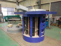 Energy-saving 0.5T induction melting furnace