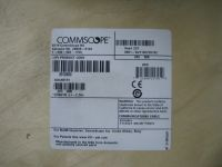 New Commscope HomeConnect 75 Ohm Coaxial Drop Cable, Series 6, black flame retardant PVC jacket, 305m Roll