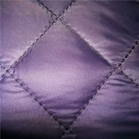 Waterproof breathable quilting seam laminated fabric for mattress cove