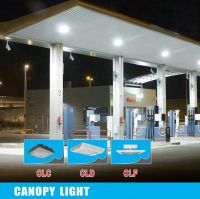 Led canopy light Gas station lamp