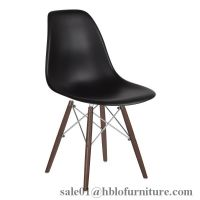 wholesale Stackable Leisure Plastic Dining Chairs For Restaurant or Outdoor
