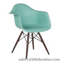 plastic arm armrest furniture dining chair