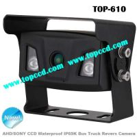 1080P Waterproof 170° Angle Bus Truck Reverse Camera from TOPCCD (TOP-610)