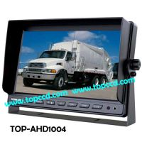 10-inch AHD 720P/960P Solution Mobile Safety Vision Monitor from TOPCCD (TOP-AHD1004)