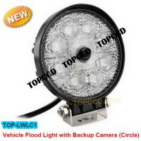 Vehicle Working lamp Built-in Camera from TOPCCD (TOP-LWLC1)