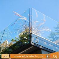 10mm Toughened Heat Soaked Balustrade Glass