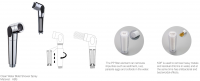 Bidet faucets  AS045-F