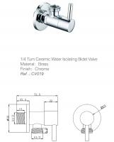 Bidet valves  CV019