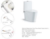Build-in Bidet Toilet  BT001