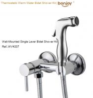 Warm Water Bidet Shower Kit  WVK007