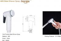 Cold Water Bidet  Shower Kit  CVK010