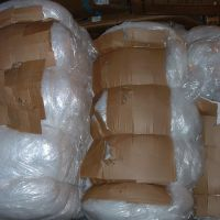Waste Clear Recycled LDPE film scraps