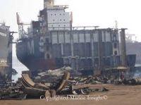 Naval (Ship) scrap