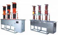 HVD7 40.5KV 1600A outdoor HV AC vacuum circuit breaker VCB