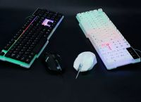 Growing keyboard and mouse set
