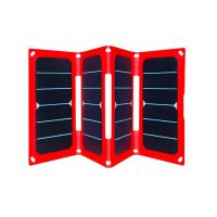 New Design 15W 28w Flexible Solar Panel Charger