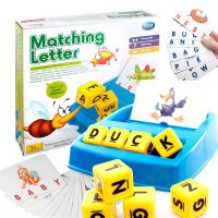 Baby English Spelling Game Alphabet matching letter tool