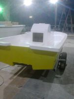 BOATS FIBERGLASS AND TRAILERS
