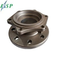 Valve Base for Auto Engine Lost Wax Casting Stainless Steel