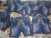 Jeans Leather Flisse & Flalain