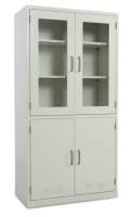 All Steel  Air Exhuasting Chemical Cabinet