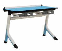 A Style Steel Wood Study Table