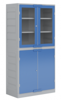 PP Air Exhuasting Chemical Cabinet