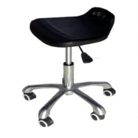 Five Legs Height-Adjustable Low Back Chair